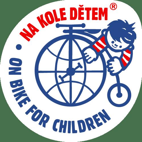 Na kole dětem